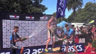 Q & A - Brad Kahlefeldt Kona Ironman