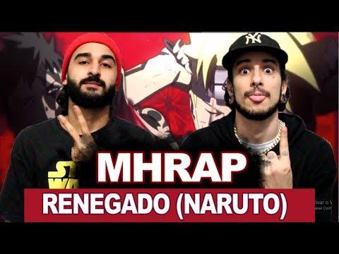 RENEGADO (Naruto) Style Trap | Prod. Ihaksi | MHRAP | REACT / ANÁLISE VERSATIL