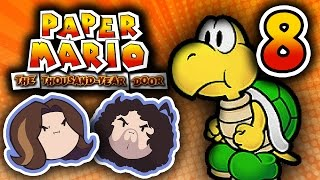 Paper Mario TTYD: Petal to the Meadows - PART 8 - Game Grumps