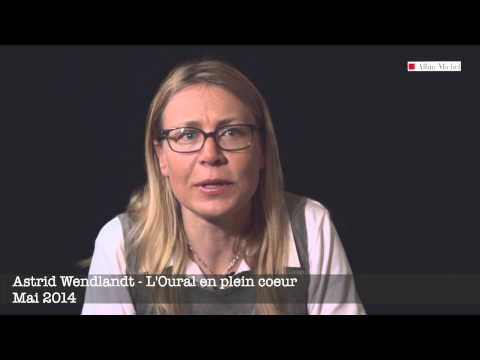 Vidéo de Astrid Wendlandt