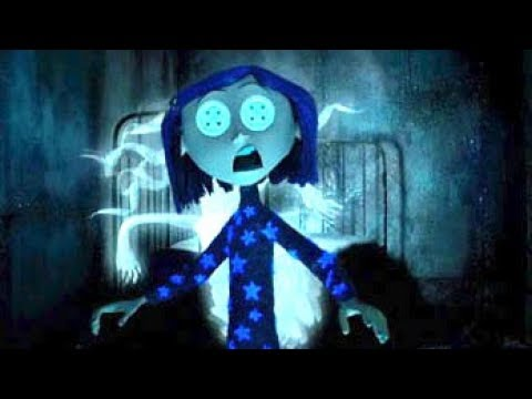 Coraline Movie Game End Finding The Ghost Children Eyes Youtube