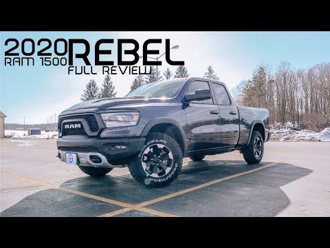 2020-ram-1500-rebel-|-full-review-&-test-drive