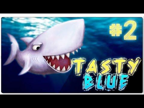EL SALTO DEL SALMÓN BOBO | TASTY BLUE - PARTE 2 | GAMEPLAY ESPAÑOL | MANUCRAFT