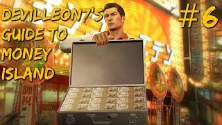 Yakuza 0 - Money Island Walkthrough #6: Onto The Media King! (Live Commentary)