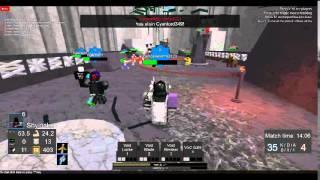 Roblox:League Of Roblox-Shylocke Part 1