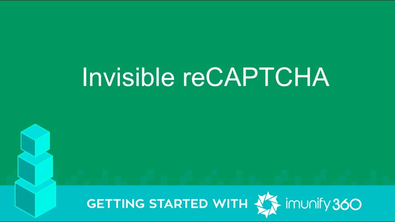 Imunify360 - reCAPTCHA