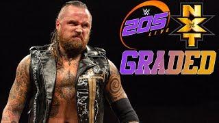 WWE NXT/205 Live: GRADED (17 October) | Aleister Black RETURNS!