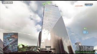 Battlefield 4 - Skyscraper Gameplay Destruction & Aftermath - Part 2 - BF4 Multiplayer - HD