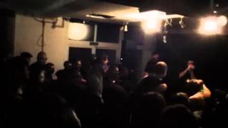 Fahnenflucht (Punk Rheinberg) Für mein Land Live @ Bamberg 2015