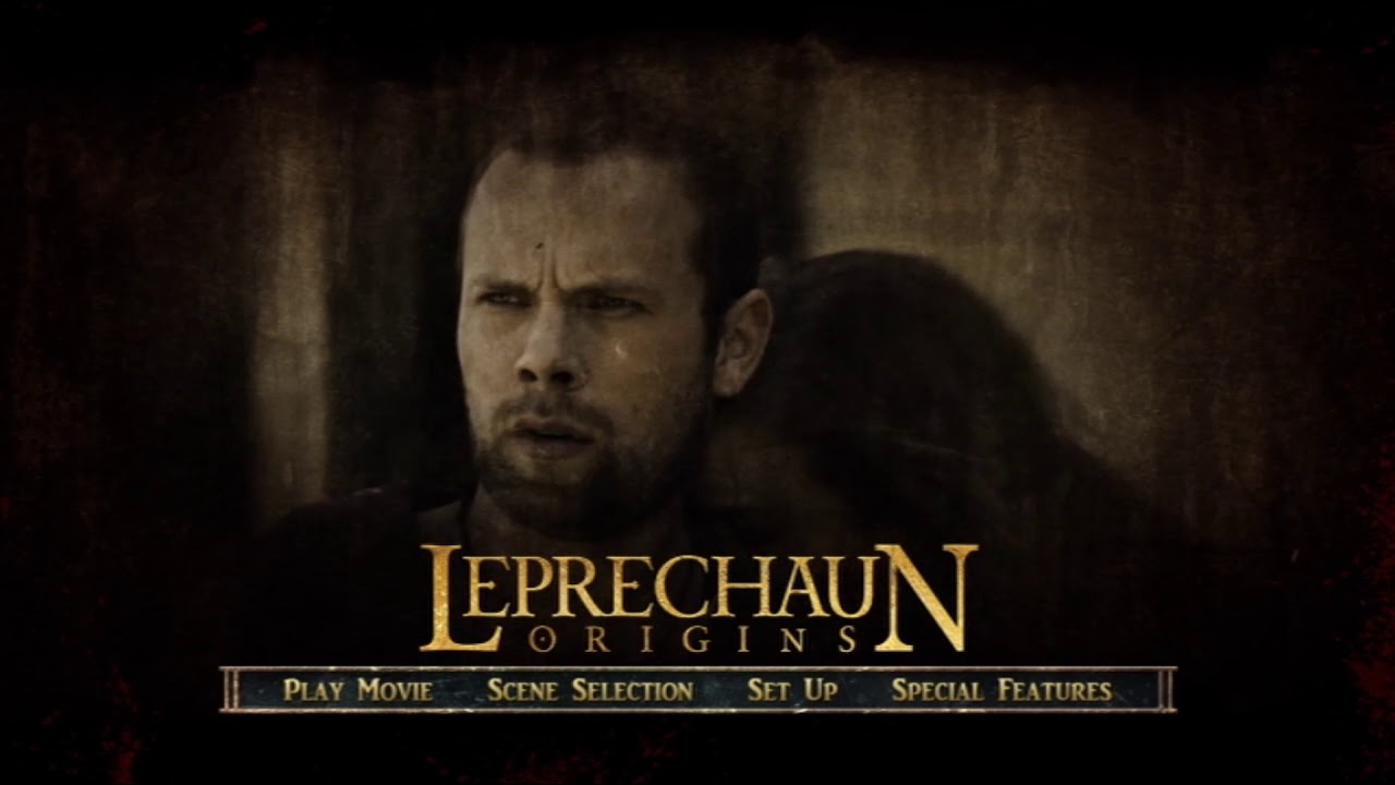 Download Leprechaun Origins (2014) DVD Menu
