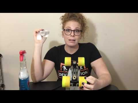 How to Clean Roller Skate Wheels