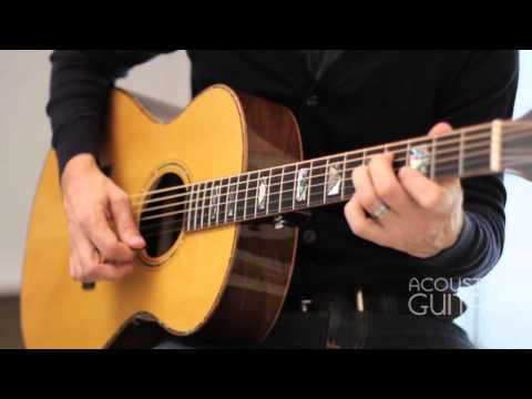 Bedell Revere Orchestra Review - Acoustic Guitar Magazine