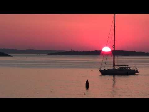 Sunrise from Marblehead Massachusetts 07072011