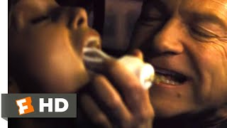 Jack Ryan: Shadow Recruit (2014) - Lightbulb Torture Scene (7/10) | Movieclips