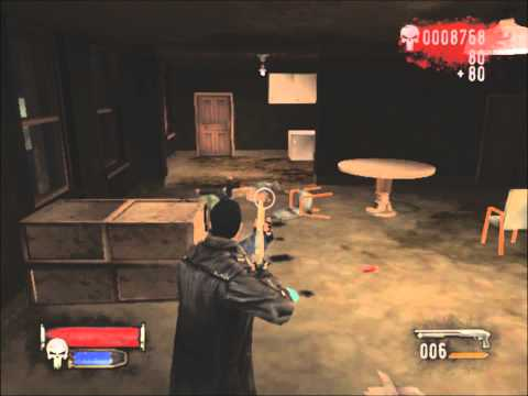The Punisher PC Game Trailer  + Download Link