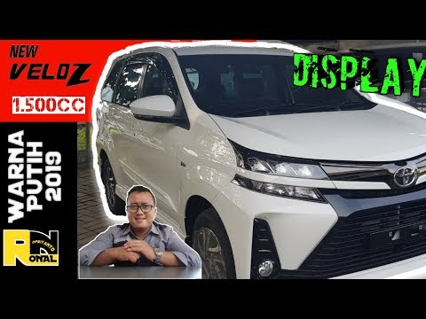 Grand New Avanza Warna Putih Boros Veloz 1 5 Tahun 2019 Youtube