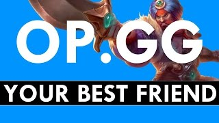 YOUR BEST WEBSITE? - Guide to Help You Win More Games | League of Legends