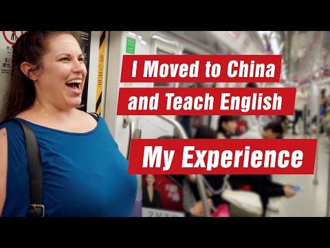 Moving to China to Teach English: the Process, Packing, Settling in, Traveling & More! - Lydia