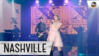 Clare Bowen (Scarlett) and Sam Palladio (Gunnar) Sing The Rubble - Nashville