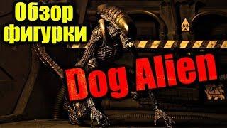 Обзор фигурки - Dog Alien (Чужой собака, скаут, раннер) (NECA)