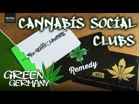 GreenGermany - Episode 8 - Cannabis Social Clubs in Barcelona
