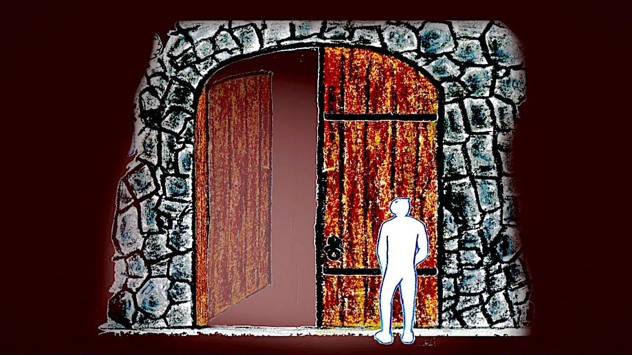Old Wooden Big Door Creaking Sound Effect