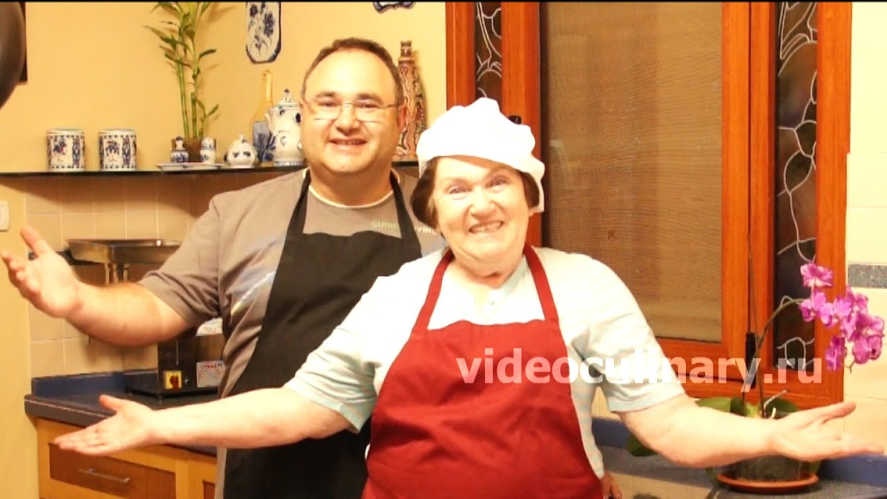 Торт наполеон рецепт бабушка эмма