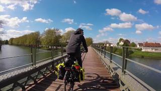 Rando Vélo Paris - Montargis (Eurovélo 3)