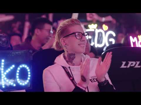 Culture Shock 01: Explore LPL Shanghai Arena with Froskurinn