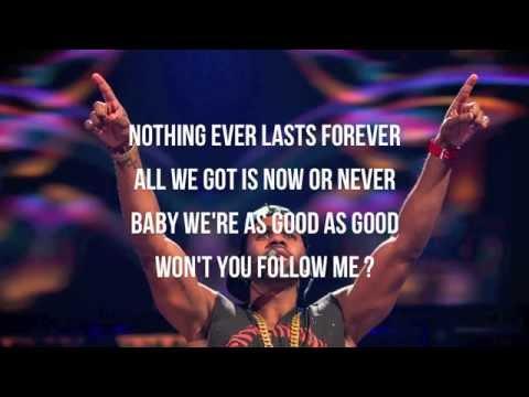 Hardwell Feat Jason Derulo – Follow Me | Lyrics