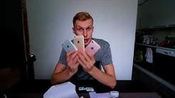 Roni Back avaa ja arvioi Swappien iPhone-boxit!