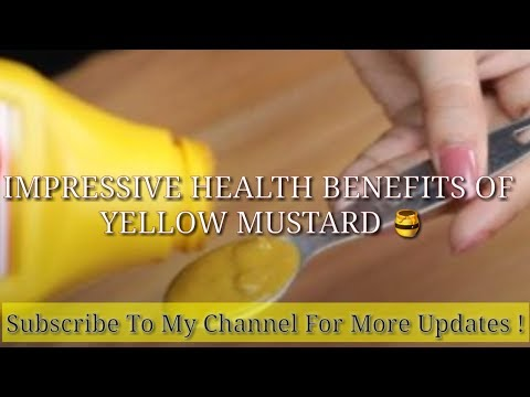 Top 10 Impressive Health Benefits Of Yellow Mustard��