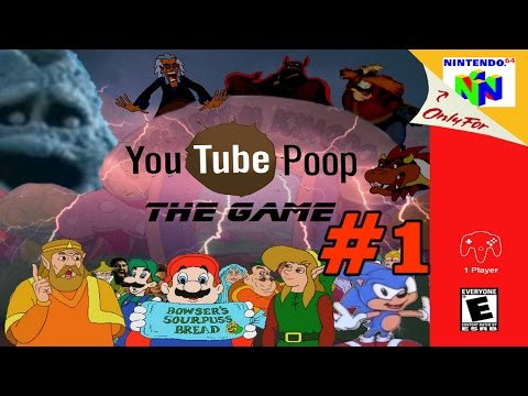 A True Story! Youtube Poop World #1 |
