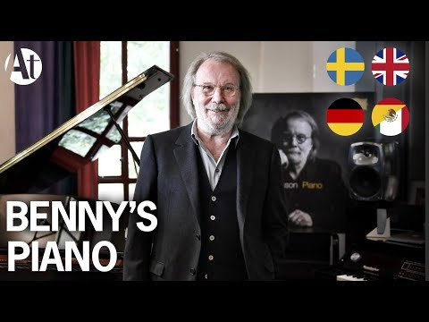 ABBA Benny Andersson interview on new...