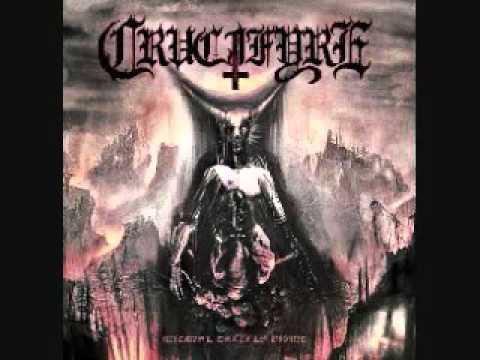 Crucifyre (Swe) - Hail Satan