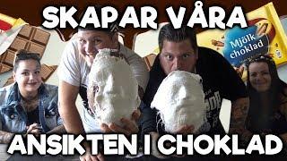 Skapar Våra Ansikten I Choklad Ft Erpewijk