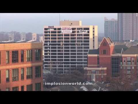Roosevelt House Demolition 2/27/11 5-cam composite