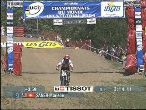 Championnats du Monde VTT 2004 - part. 2/4 (version longue)