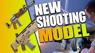 FORTNITE NEW LTM - NEW SHOOTING MODEL TEST - WEAPON PATCH - FORTNITE BATTLE ROYALE LIVE