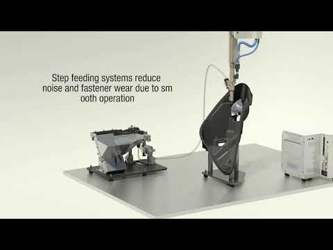 Vacuum Screwdriving Technology - WEBER Schraubautomaten