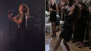 Lorde's 'SNL' Dance Moves Get Compared To Elaine From 'Seinfeld'