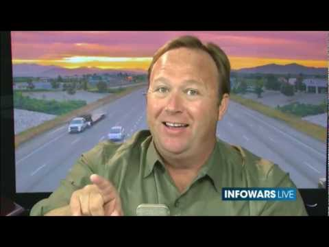 Alex Jones Calls Out Katrina GUN CONFISCATION and Witness Reports of RAPE