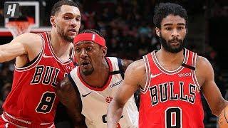 Washington Wizards vs Chicago Bulls - Full Game Highlights   February 23, 2020   2019-20 NBA Season