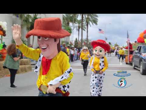43rd Annual North Miami Winternational Thanksgiving Day Parade