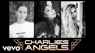 Miley Cyrus, Ariana Grande & Lana Del Rey - Don't Call Me Angel (New snippets) Charlie's Angels