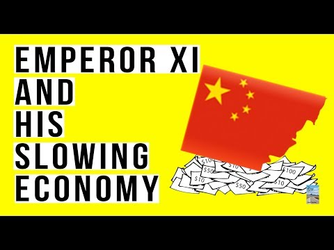 China HISTORIC Economic Intervention Yet Economy Slowing Down! Xi Goes Into PANIC MODE!