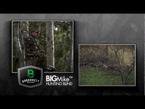 The Big Mike™ Hunting Blind From Barronett Blinds