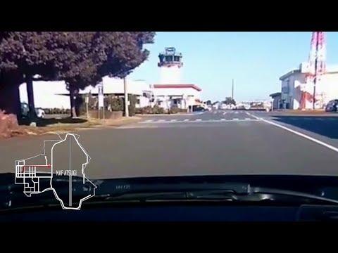 NAF Atsugi perimeter drive (North)