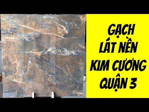 Gạch Lát Nền Đá Bóng Kiếng Công Nghệ Kim Cương 80×80 Quận 3
