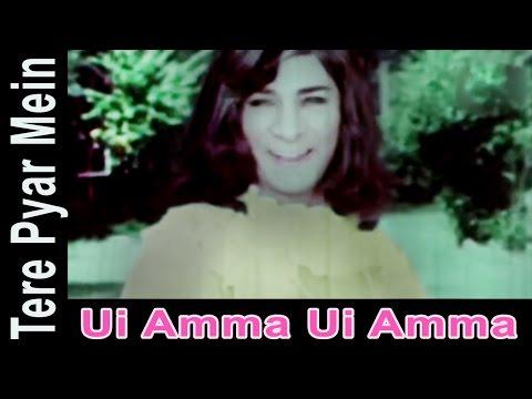 Ui Amma Ui Amma Pakdi Gayi - Mahendra Kapoor, Mahesh @ Tere Pyar Mein - Mithun Chakraborty, Sarika